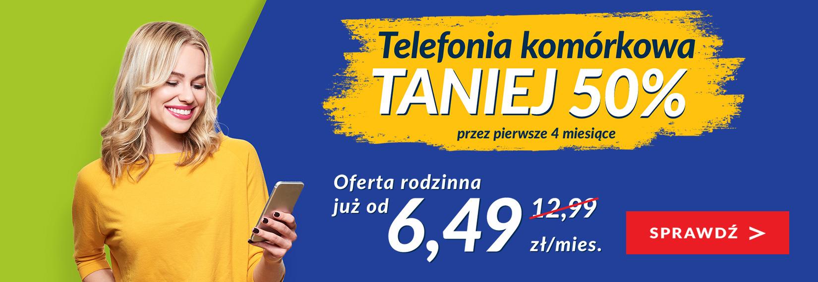 Oferty mobilne
